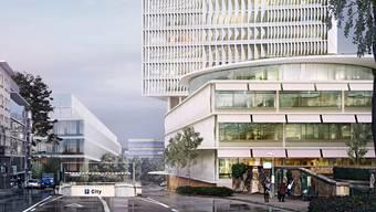 Neubau Unispital Basel Perimeter B (2)