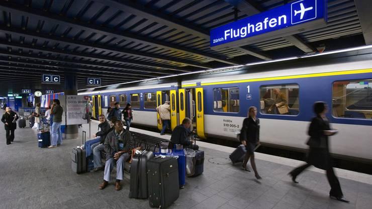 Bahnhof Zürich-Flughafen