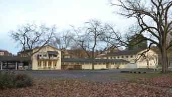 Die Schulanlage Vorstadt ist sanierungsbedürftig.