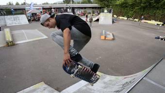 Skate- und Bikeevent in Wohlen