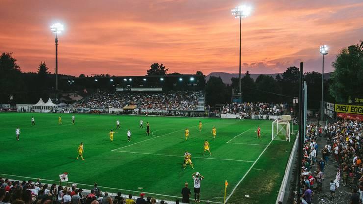 Super-League-Aufstockung in Gefahr: Der FC Aarau hofft heute auf positive Signale an wegweisender Sitzung