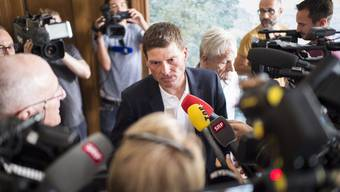Jan Ullrich vor Gericht: «Es war ein grober, dummer Fehler. Aber ich stehe dazu.»