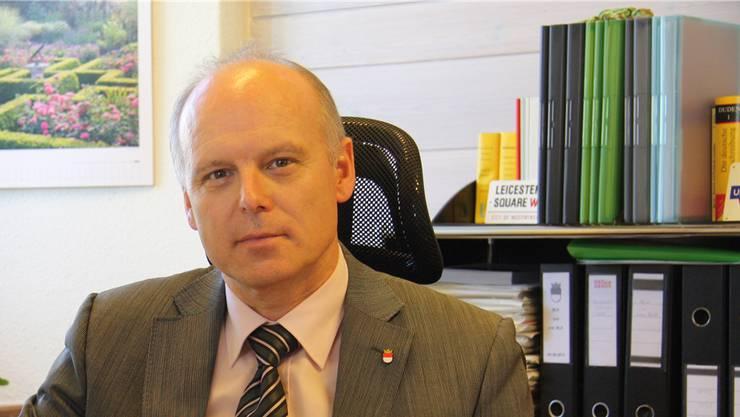 Sergio Wyniger, Bürgergemeindepräsident: «Sie hat sich nicht richtig verstanden und unterstützt gefühlt.»
