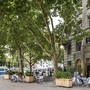 Restaurants in der Stadt Zürich dürfen im Winter ganz unbürokratisch einen Witterungsschutz im Aussenbereich erstellen. (Archivbild)