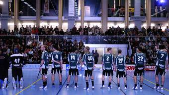 Die Spieler von Wiler-Ersigen reiten seit dem Umzug in die neue Sporthalle auf einer Erfolgswelle.