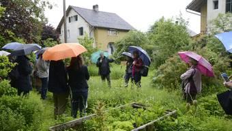 Rundgang im Elsässli-Quartier in Derendingen