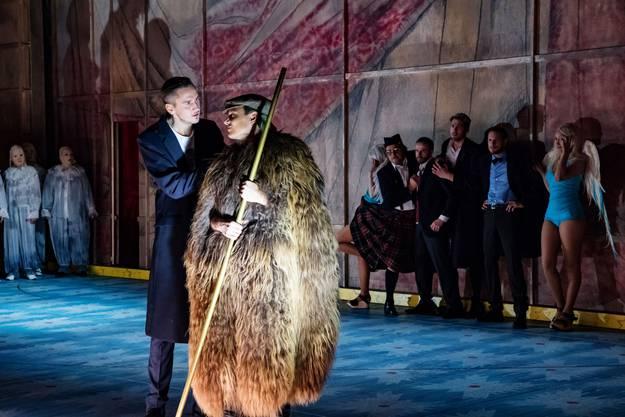 "Regisseur Stephan Kimmig zeigt am Basel ""König Arthur"""