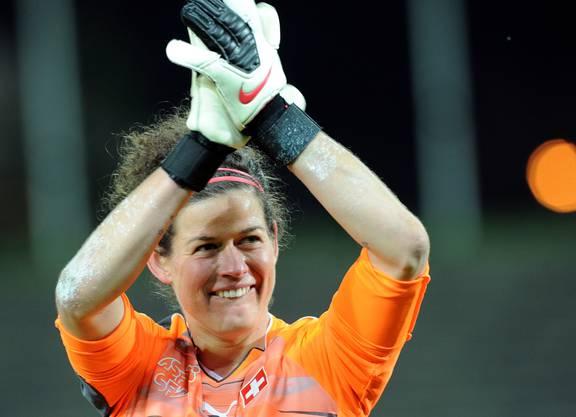 Marisa Brunner beendete 2012 ihre Karriere –nun ist sie Torhütertrainerin bei den FCA Frauen.