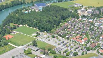 Die Sportanlage Widi soll saniert werden.