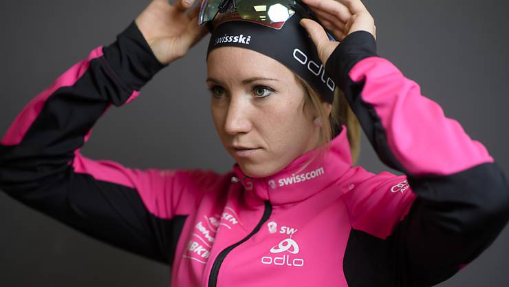 Auch als Einzelläuferin zu Olympia: Elisa Gasparin