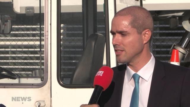 Flughafen-CEO Gantenbein hat gekündigt