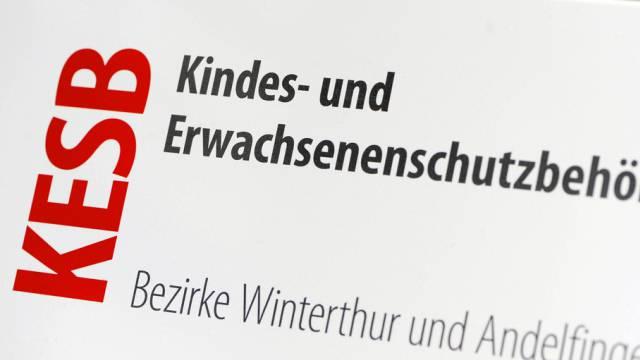 Logo der Kindes- und Erwachsenenschutzbehoerde (KESB) in Winterthur