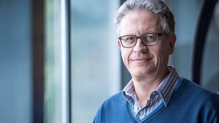 Hatte sich um den Vorsitz des IPCC beworben: Klimawissenschaftler Thomas Stocker (Bild: Universität Bern).