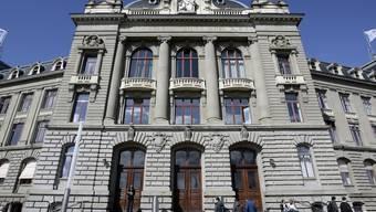 An der Universität Bern (im Bild) wird nicht nur Deutsch gesprochen (Symbolbild)