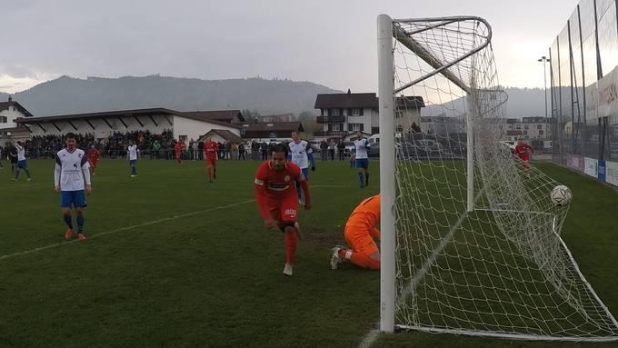 FC Dietikon spielt gegen Aegeri auf