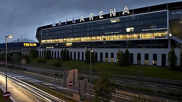 Zukunft der AFG-Arena in der Schwebe