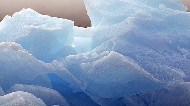 Riesiger Eisberg (Symbolbild)