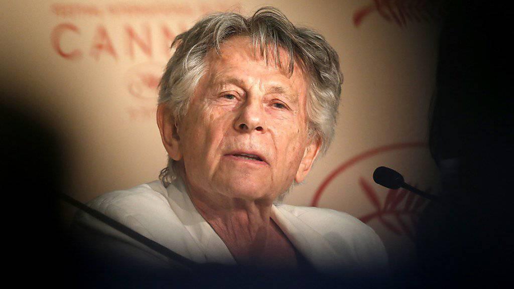 Seit 40 Jahren ist gegen den polnisch-französischen Filmemacher Roman Polanski in den USA ein Verfahren wegen sexuellen Missbrauchs hängig. (Archivbild)