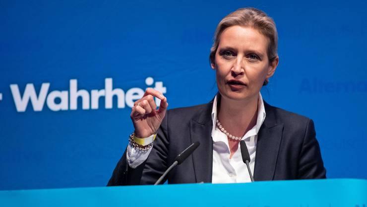 Die AfD erhielt illegale Spenden über 132'000 Euro. Die Spur des Geldes führt in die Schweiz.
