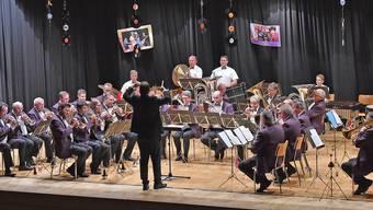 Die Brass Band Harmonie Wolfwil wurde im Jahr 1868 gegründet und feiert heuer ihr Jubiläum mit einem grossen Fest.