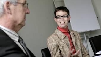 Karin Heimann tritt die Nachfolge von Urs Stuber an. (Bild: fg)
