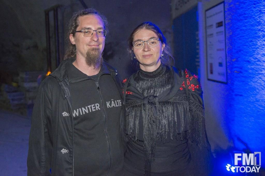 Das Gothic-Festival im Hagerbachstollen 2017 (© Kevin Suter)