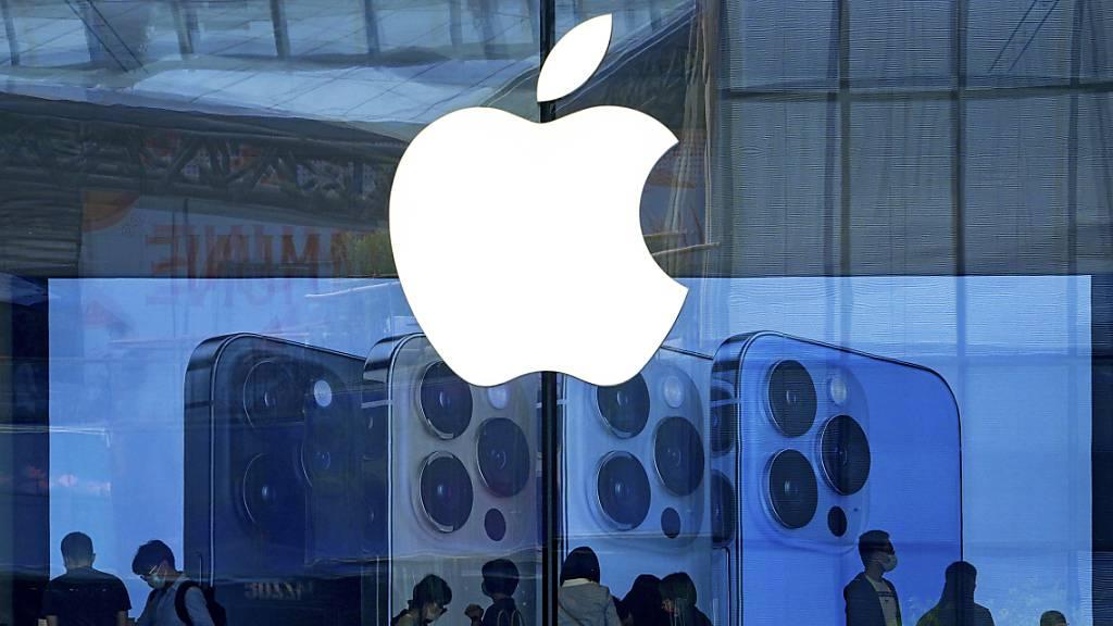 Apple liefert wegen Chipmangels weniger iPhones aus