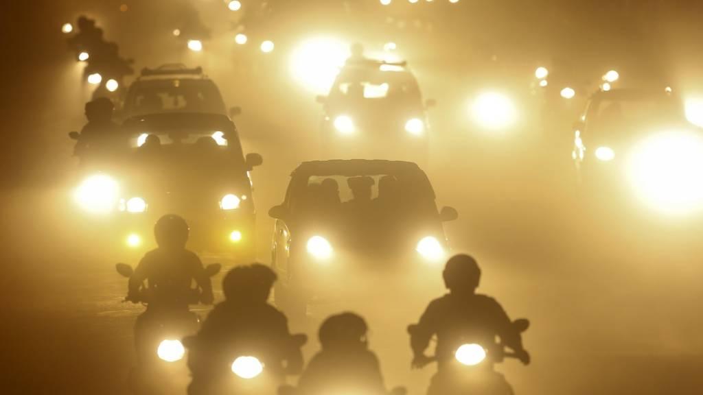 Luftverschmutzung senkt weltweit Lebenserwartung um fast zwei Jahre