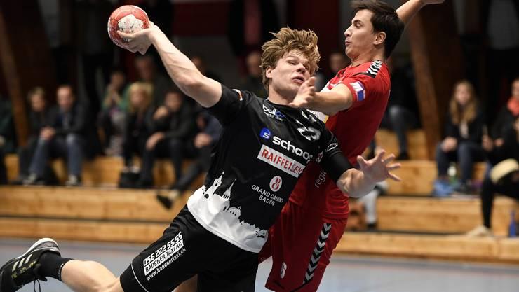 Kann der STV Baden am Samstag Punkte gegen Stäfa holen?