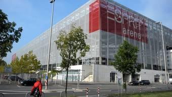 In der Esprit-Arena in Düsseldorf findet der Eurovision-Contest statt