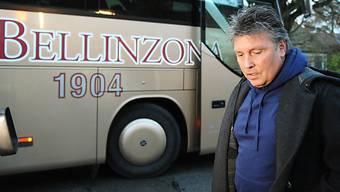 Martin Andermatt lenkt Bellinzona auf dem Rasen in der Erfolgsspur.