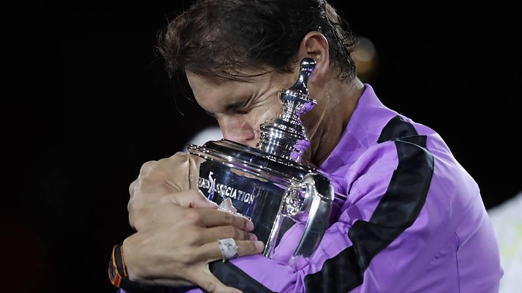 Rafael Nadal hat sich entschieden, den Titel am US Open in Flushing Meadows nicht zu verteidigen
