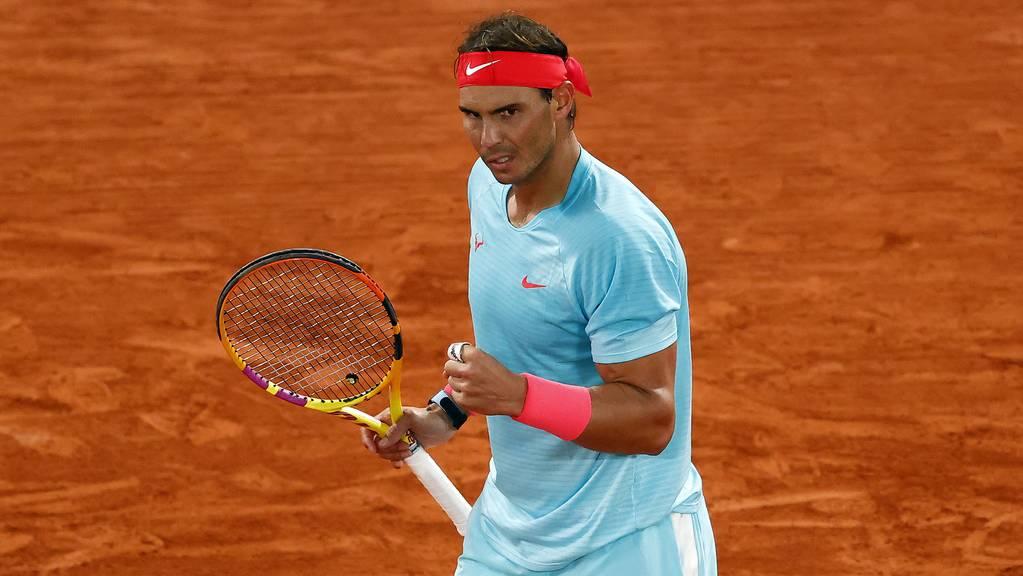 Für Rafael Nadal ist es der 13. Paris-Titel.