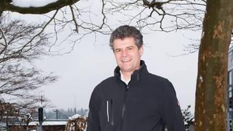 «Hund Lumi tut dem Garten-Team gut», sagt Alain Diebold.
