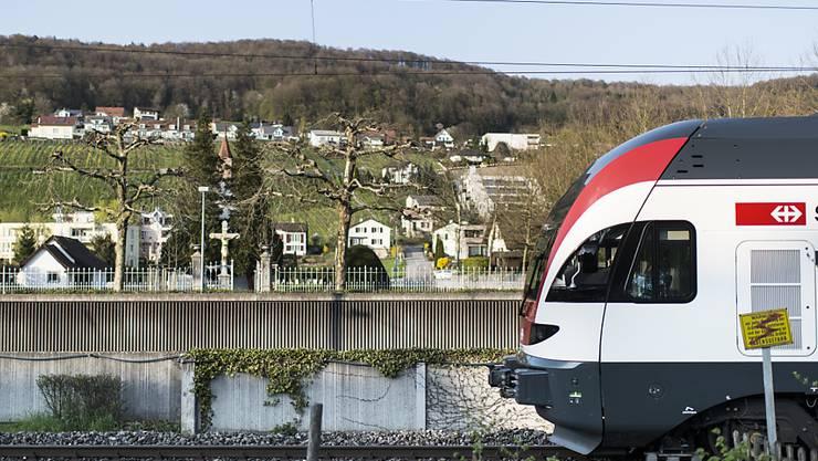 Neue Messanlagen sollen die Räder der SBB-Züge künftig häufiger kontrollieren. Dadurch kann die SBB besser planen und die abgenutzten Räder während den regulären Wartungsarbeiten ausbessern (Archivbild).