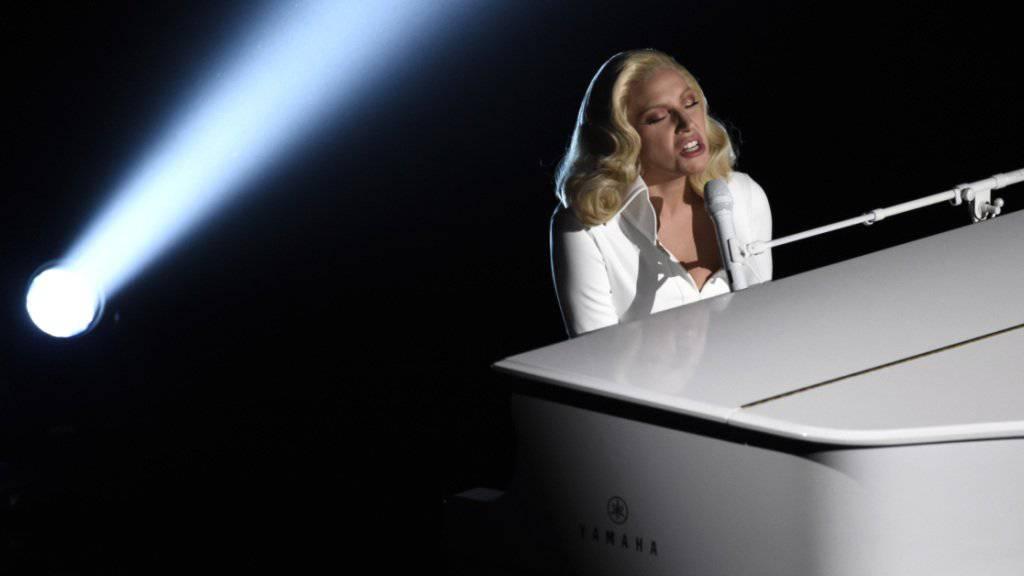 Sängerin Lady Gaga gehört zu den 194 US-Musikern und Unterhaltungsgrössen, die vom Kongress in einem offenen Brief ein schärferes Waffengesetz fordern. (Archivbild)
