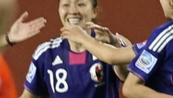 Karina Maruyama sorgte mit ihrem Tor für eine Sensation.