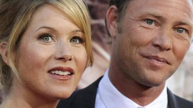 Haben geheiratet: Christina Applegate und Martyn LeNoble