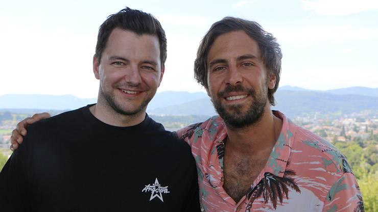 Max Giesinger war bei unserem Moderator Oliver Wagner im Interview.