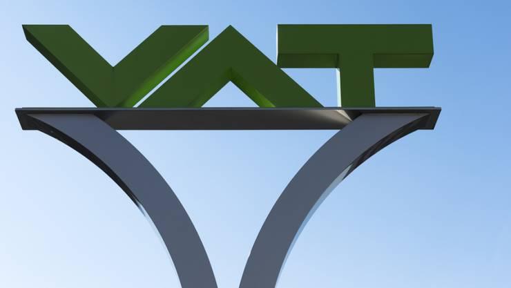 Das St. Galler Unternehmen VAT ist im Halbjahr kräftig gewachsen. Am stärksten legte die grösste Sparte zu, das Ventilgeschäft. (Archiv)