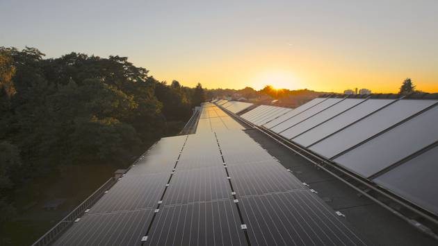 Solaranlagen werden nur unterstützt, wenn keine Gelder zur kostendeckenden Einspeisung (KEV) beschlossen worden sind.