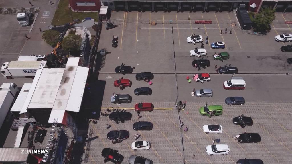 Drive-In-Festival: Härkingen lässt erstes Openair nach Lockdown erklingen