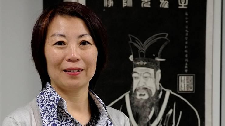Direktorin Qi Zhu-Ammann stand auf verlorenem Posten.