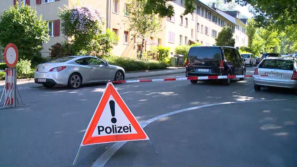 Geiselnahme in Zürich endet mit 3 Toten