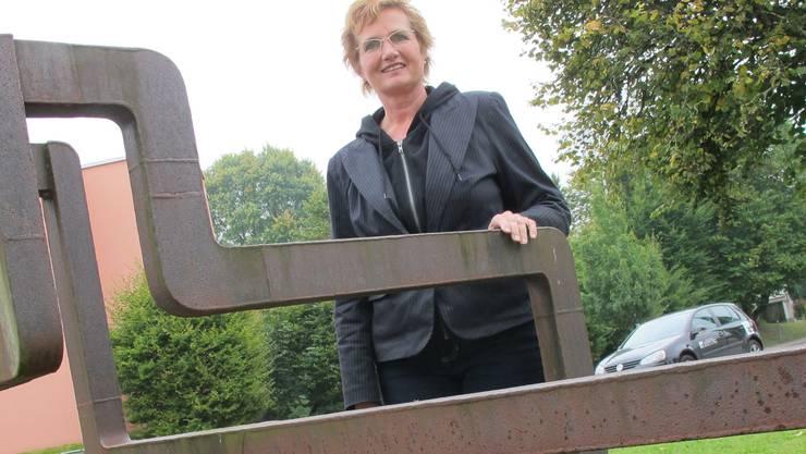 Die Limmattalbahn wird dem Urdorfer Wirtschaftsgebiet Nord mit seinen 4500 Arbeitsplätzen nützen, da ist sich Gemeindepräsidentin Sandra Rottensteiner sicher.