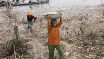 Der Bau des Staudamms hätte weitreichende Auswirkungen am Mekong (Archiv)