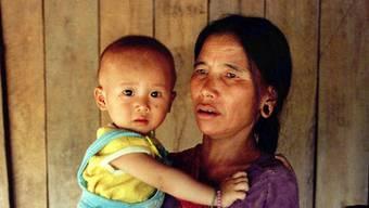 Neu sollen in China Mütter ein zweites Kind bekommen dürfen, wenn sie oder ihr Mann ein Einzelkind ist