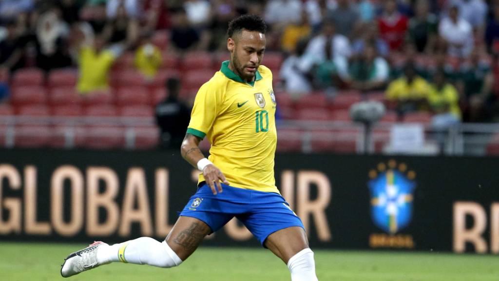 Neymar kann ab Freitag wieder spielen