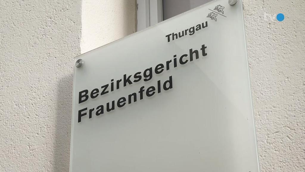 Ehemaliger Frauenfelder Stadtschreiber wegen Wahlfälschung vor Gericht