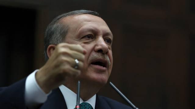Macht des Präsidenten stärken: Recep Tayyip Erdogan (Archiv)